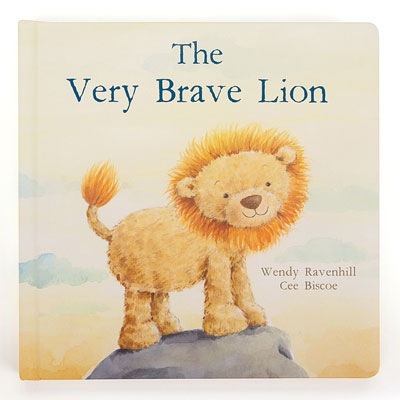 The Very Brave Lion 1