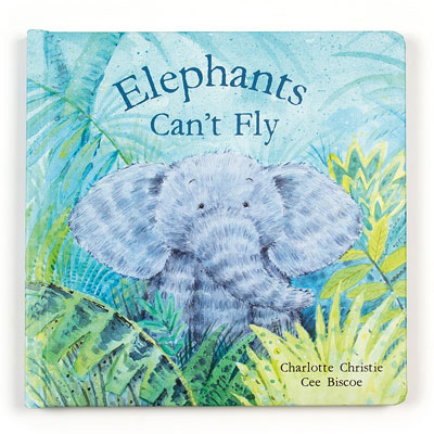 Elephants can't fly book 1