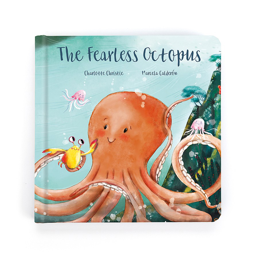 The Fearless Octopus 1