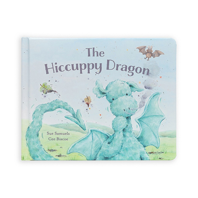 The Hiccuppy Dragon Book