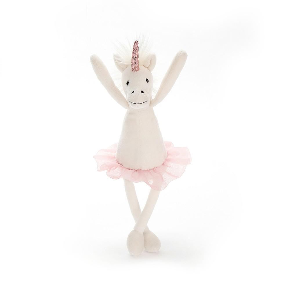 Dancing Darcey Unicorn (small) 1