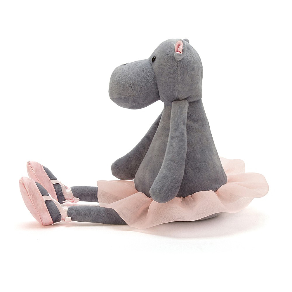 Dancing Darcey Hippo (medium) 1