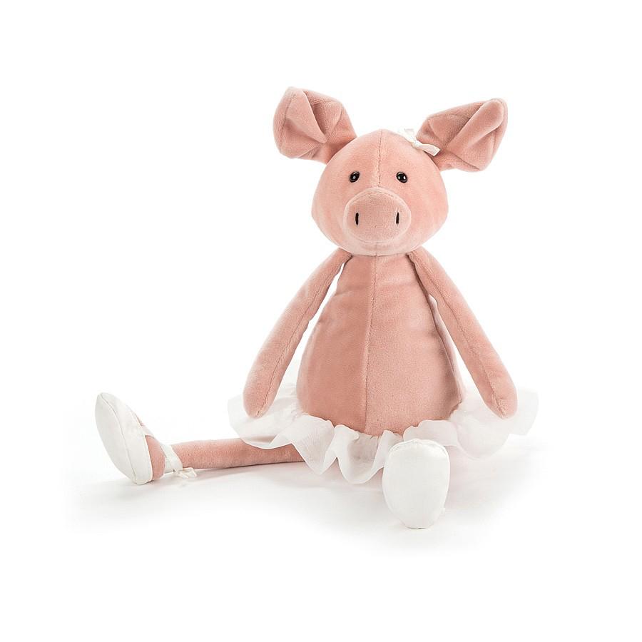 Dancing Darcey Piglet (medium)