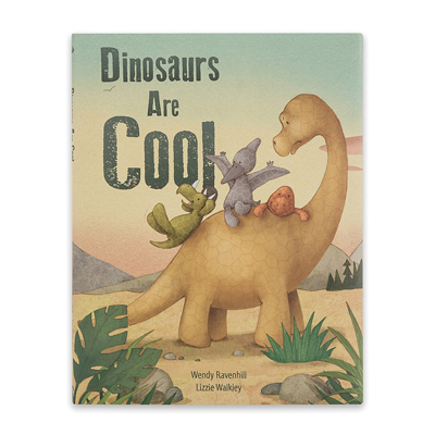 Dinosaurs are Cool book 1