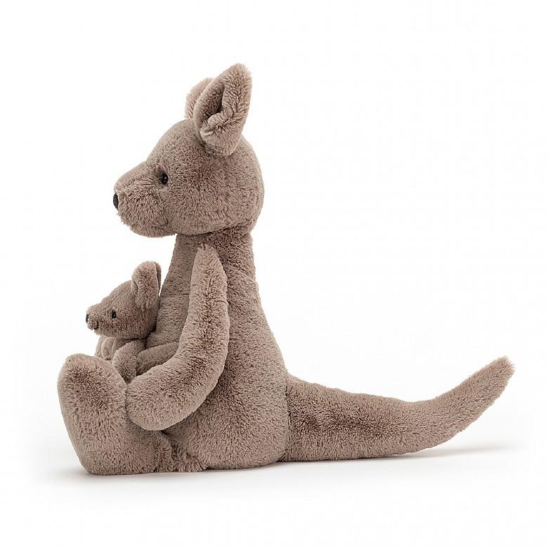 Kara Kangaroo and baby 2