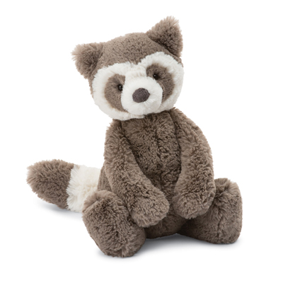 Bashful Raccoon (medium) 1
