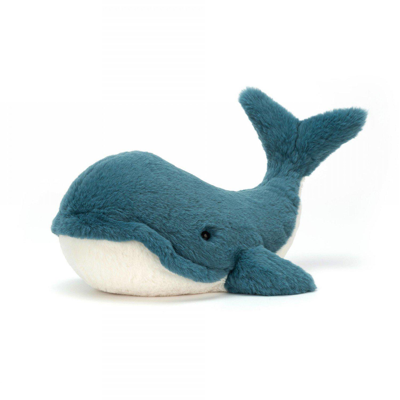 Wally Whale - Medium 1