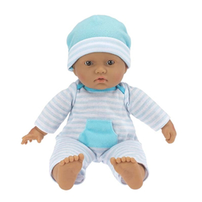 Hispanic mini la baby 11 in. doll 1