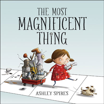 The most magnificent thing 1