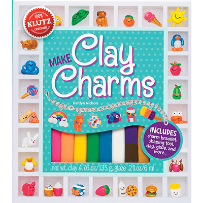 Clay charms kit 1