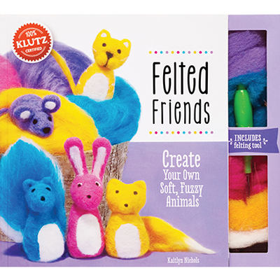 Felted Friends kit 1