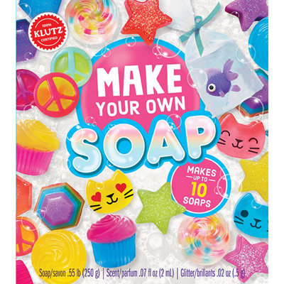 Make your own soap 1