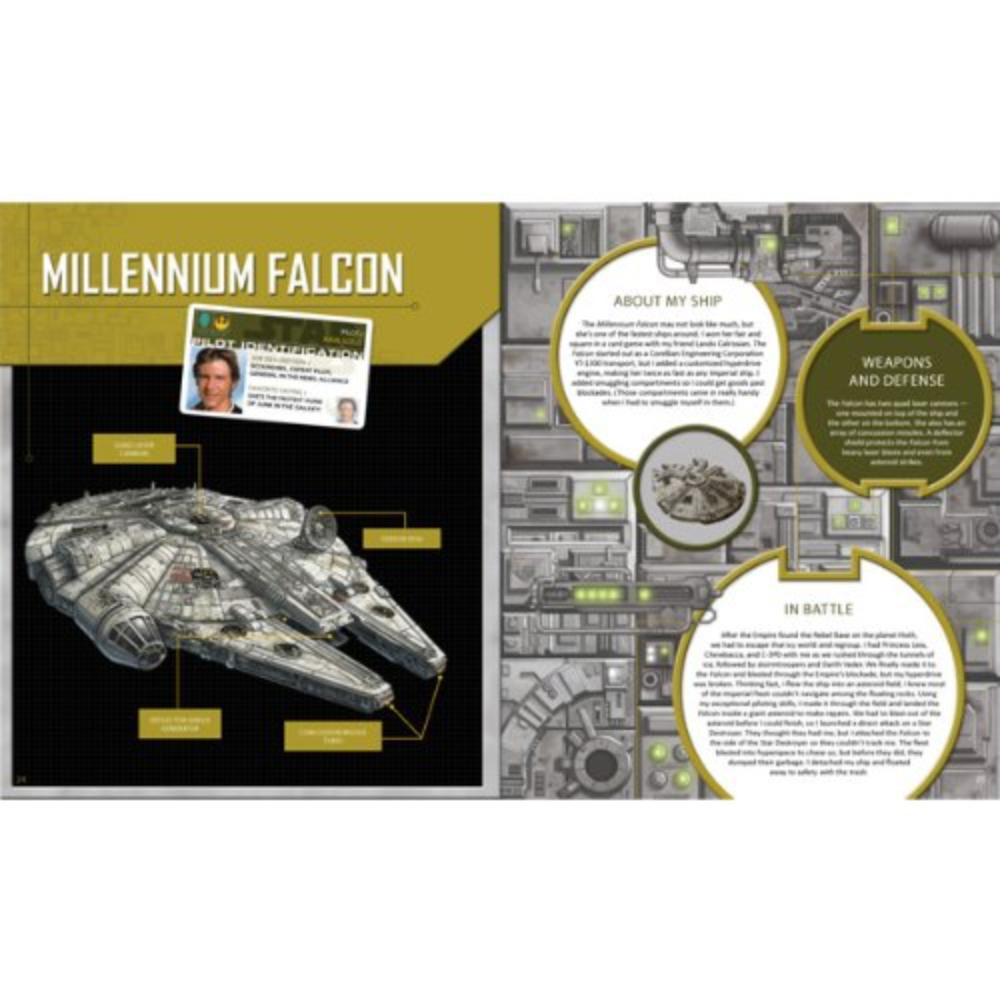 Star Wars Folder Flyers 3