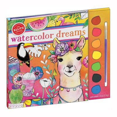 Watercolor dreams 1