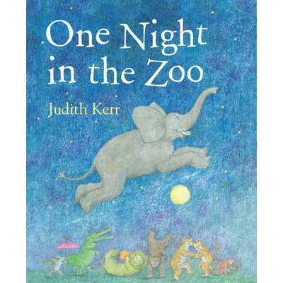 One night at the Zoo by Judith Kerr 1