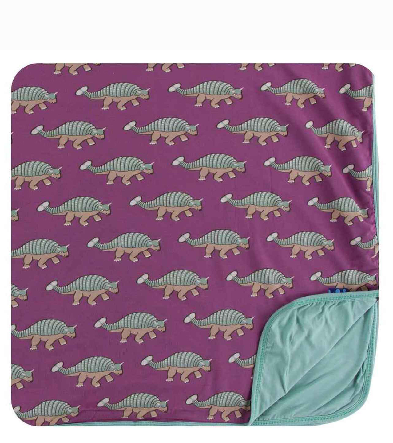 Euoplocephalus Toddler Blanket 1