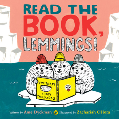 Read the Book, Lemmings! 1