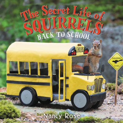 The Secret Life of Squirrels: Back to School! 1
