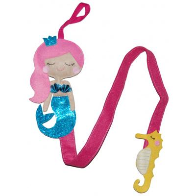 Mermaid clip keeper 1