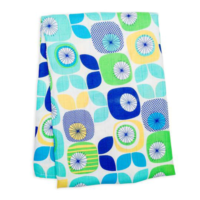 Fruit Bamboo Muslin Blanket 2