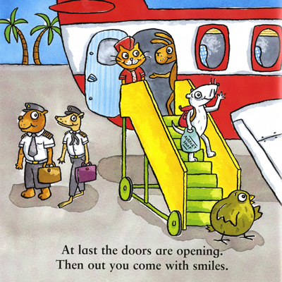 Amazing Airplanes 4