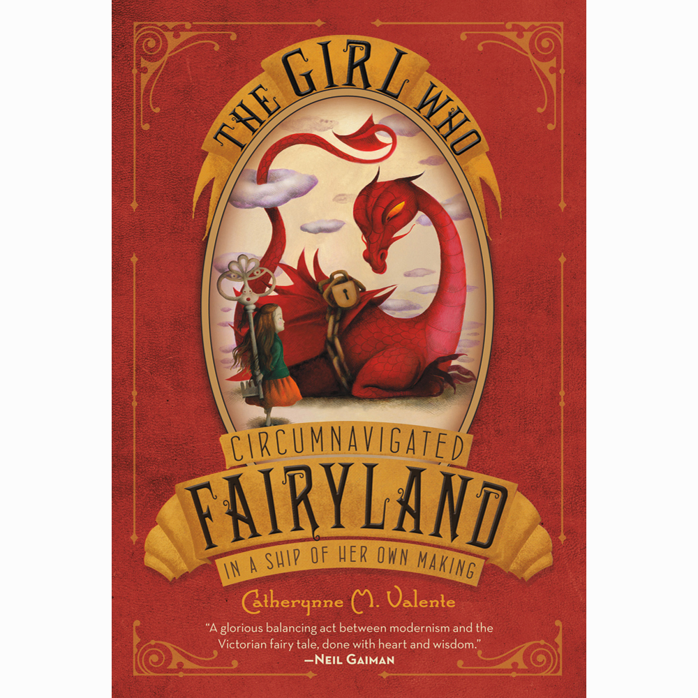 The Girl Who Circumnavigated Fairyland in a Ship of Her Own Making (Volume 1) 1