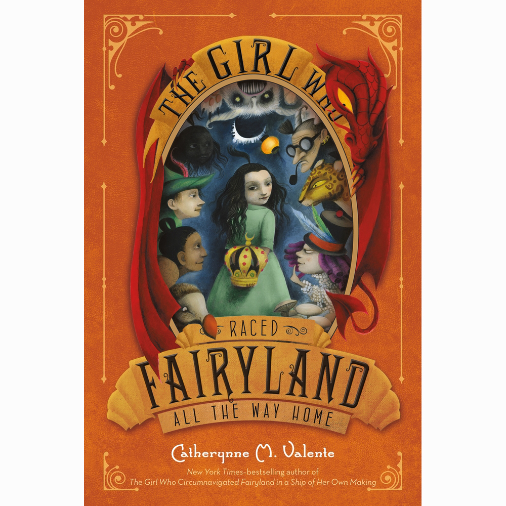The Girl Who Raced Fairyland All the Way Home (Volume 5) 1