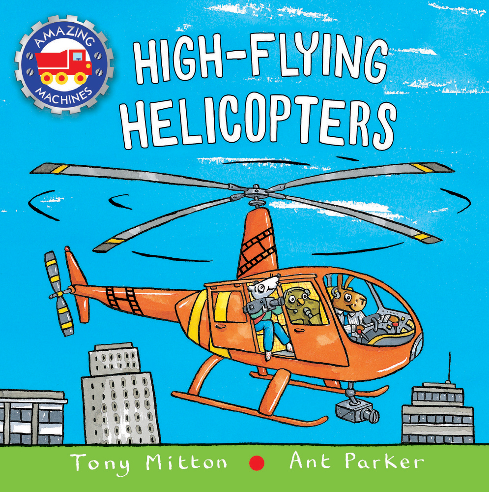 High Flying Helicopters 1