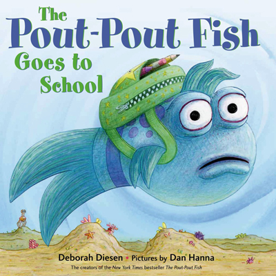 The Pout-Pout Fish Goes to School 1
