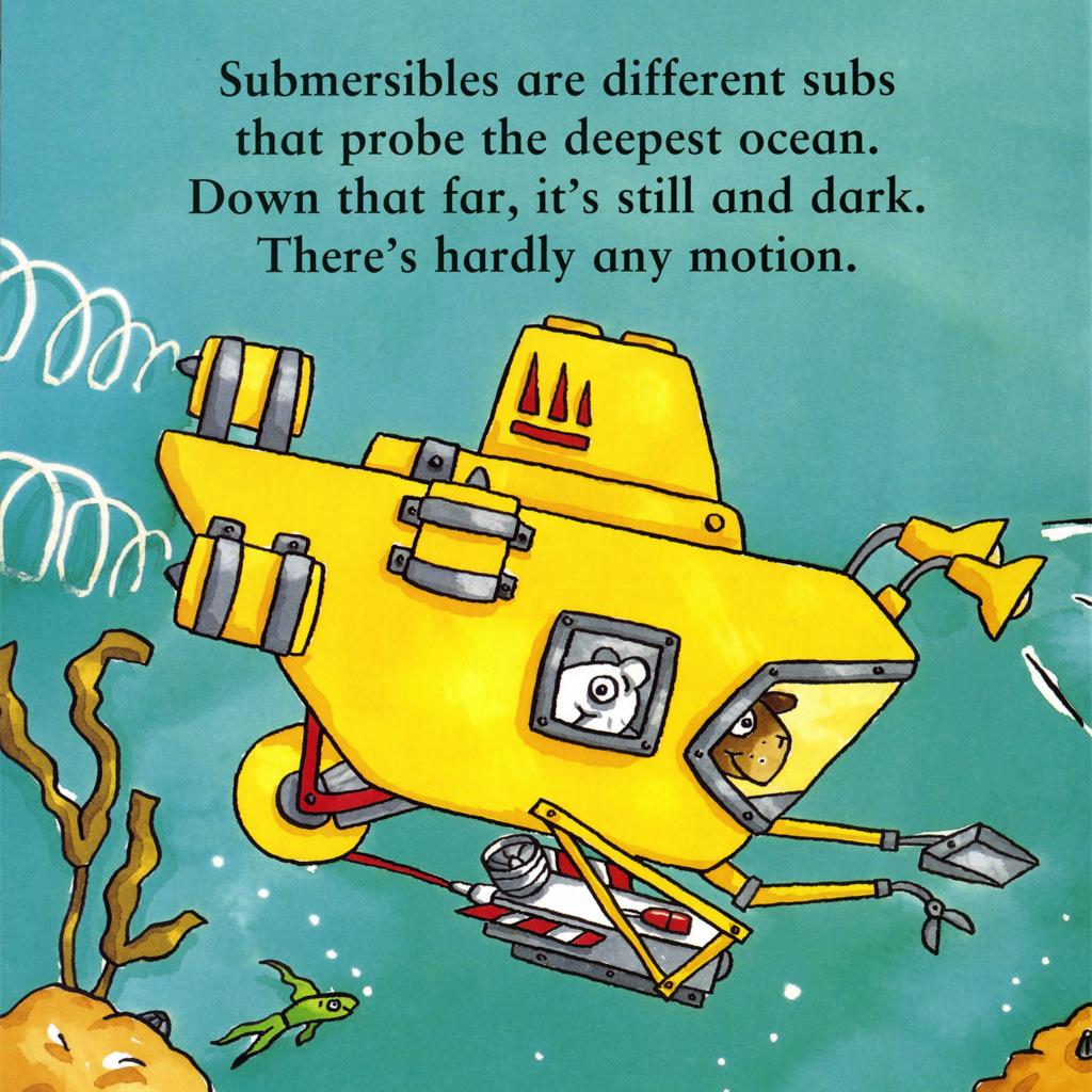 Super Submarines 3