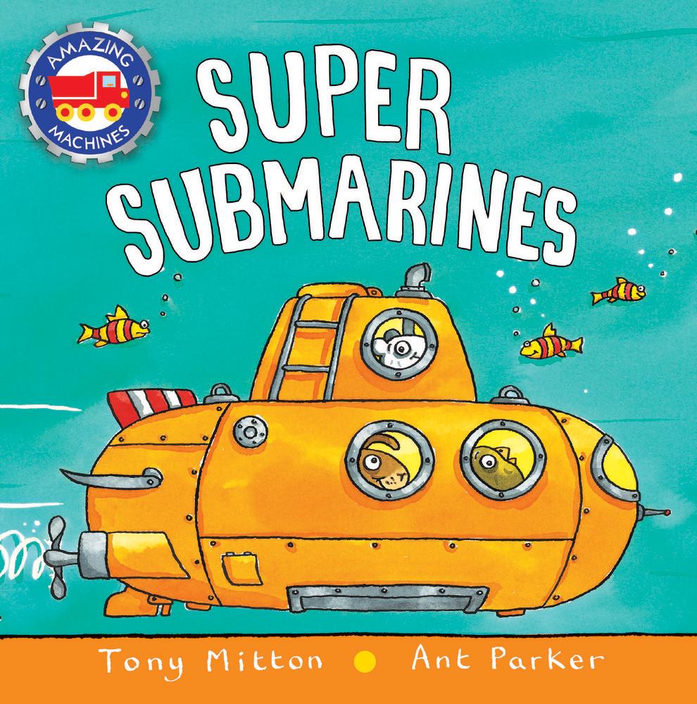 Super Submarines 1