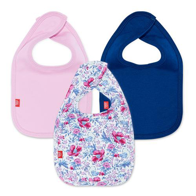 Darlington organic cotton bibs (set of 3) 1