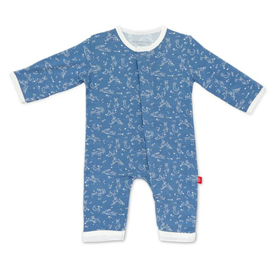 Blue Sky Bunny modal magnetic coverall 1