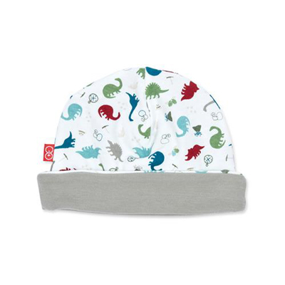 Dino expedition organic cotton hat 0-3 months 1