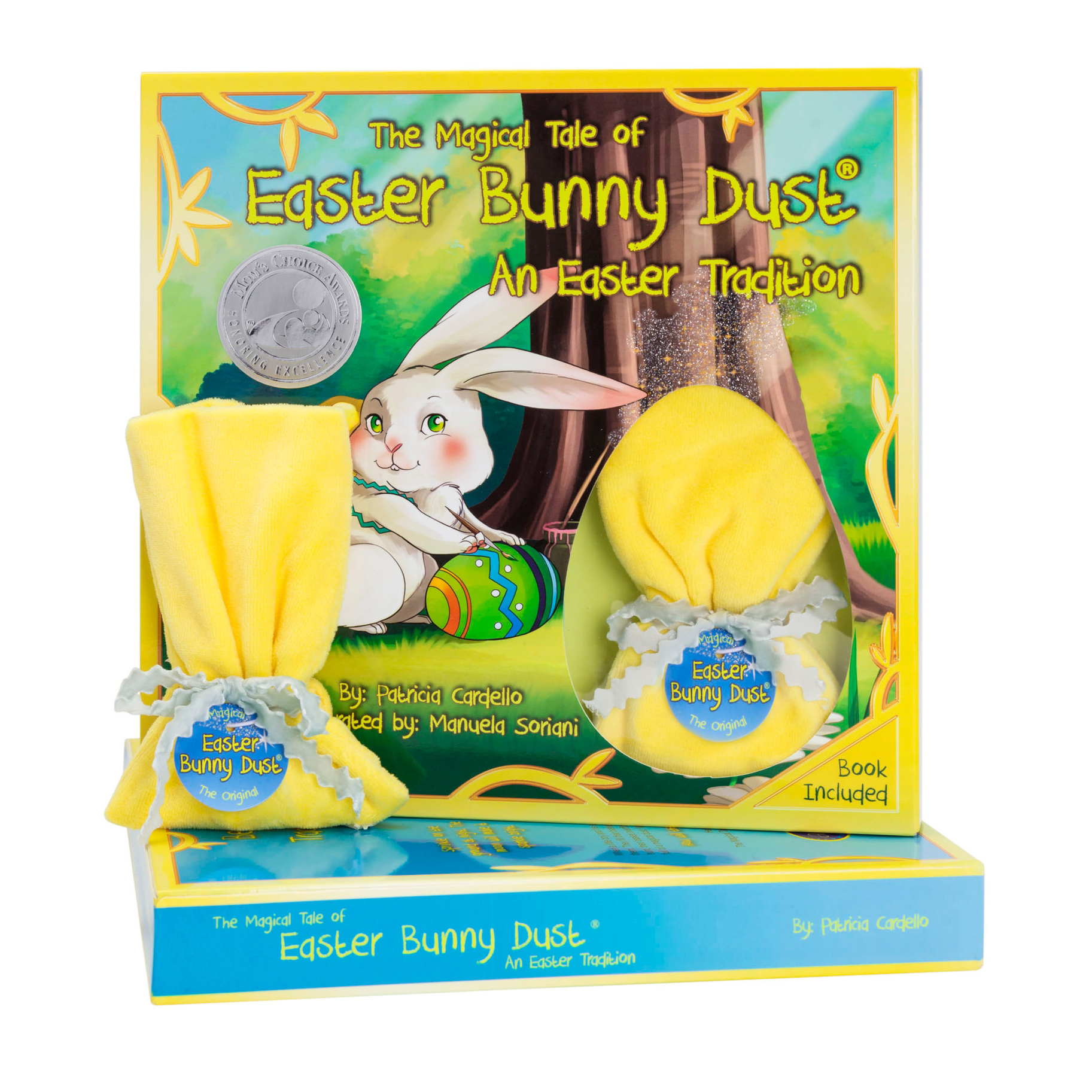 The Magical Tale of Easter Bunny Dust - An Easter Tradition