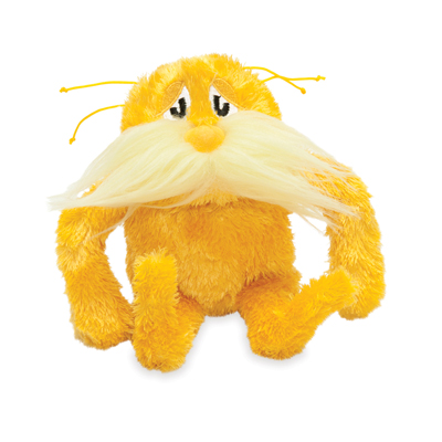 Dr. Seuss Lorax by Manhattan Toy 1