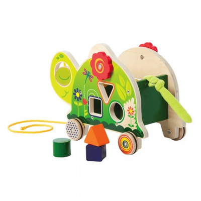 My Pal Truman activity pull toy 1