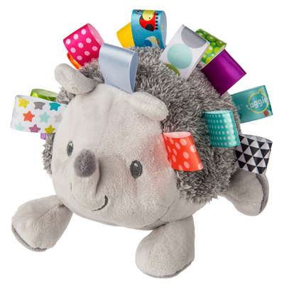 Taggies Heather Hedgehog Soft Toy 1