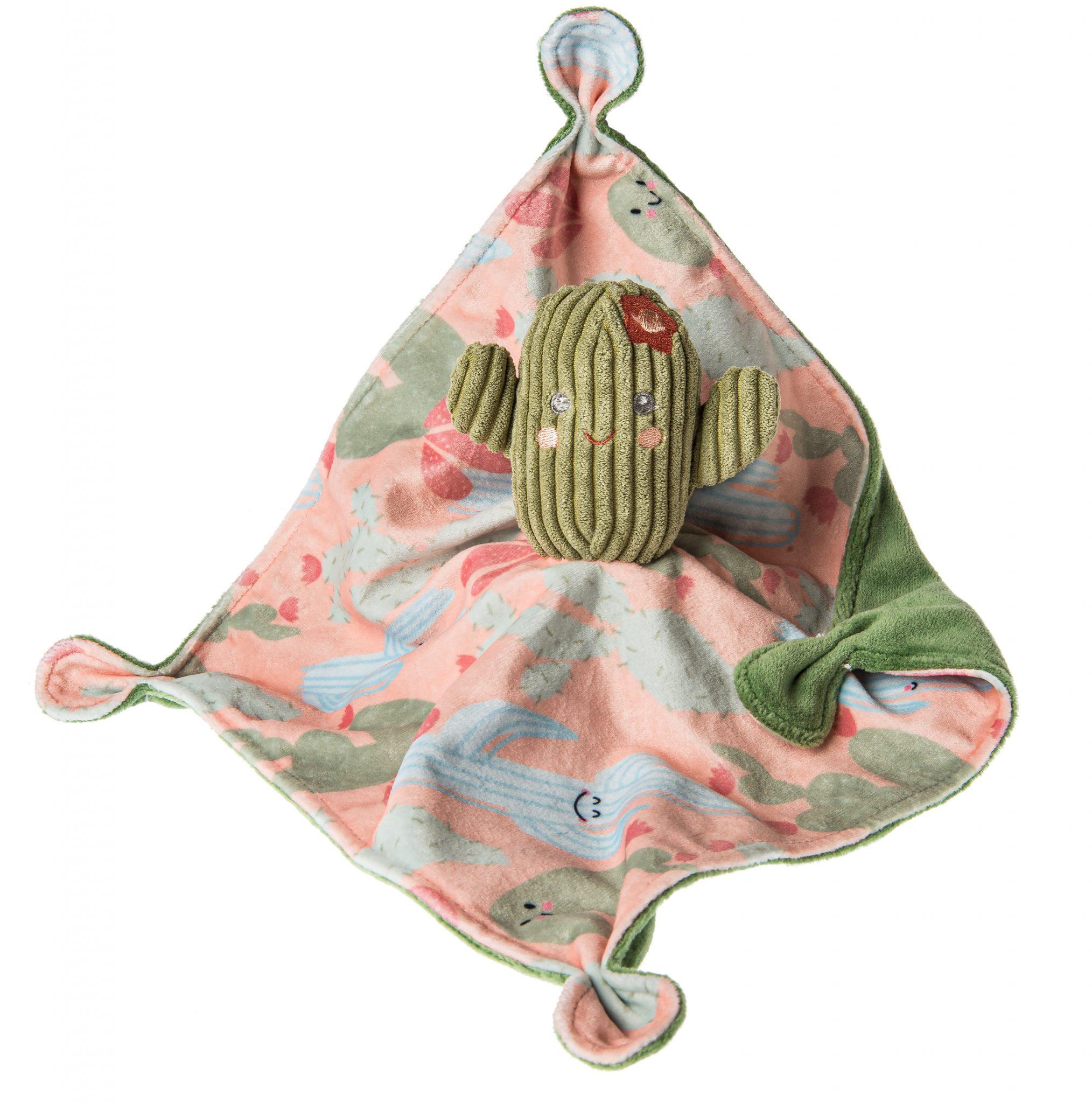 Sweet Cactus Soothie blanket 1