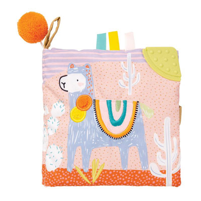 Llama soft book 1