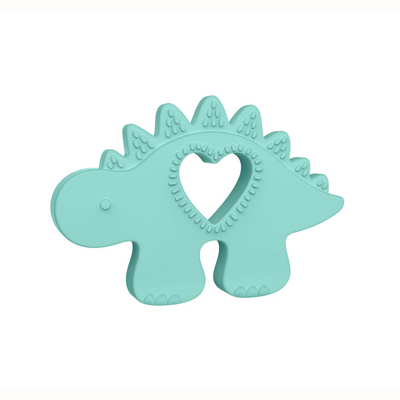 Chomp silicone teether 1