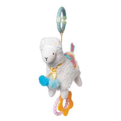 Llama travel toy 2