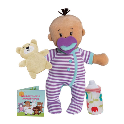 Wee Baby Stella Beige Sleepy Time Scents Set 1