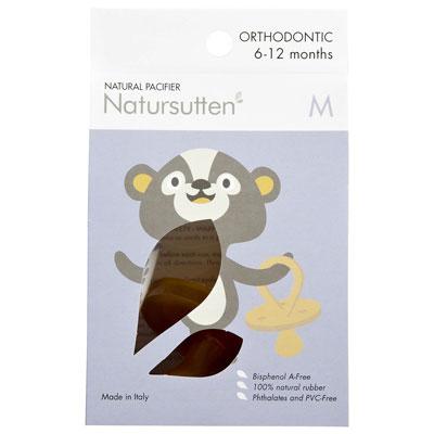 Natursutten Orthodonic Pacifier 6-12 months 2
