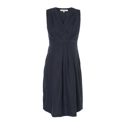 Lima dark blue dress 1