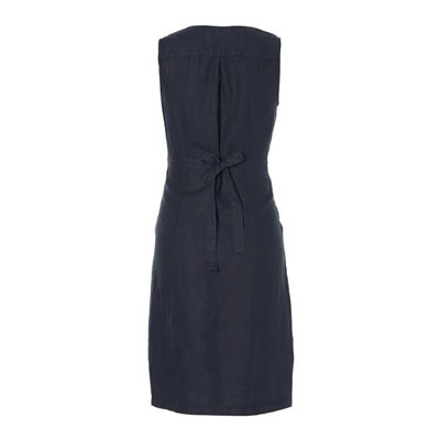 Lima dark blue dress 2
