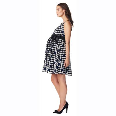 Luna Maternity dress 2