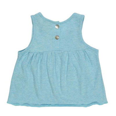 Marla blue organic top 2