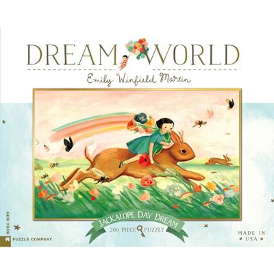 Dream World - Jackalope Day Dream puzzle 80 pieces 1