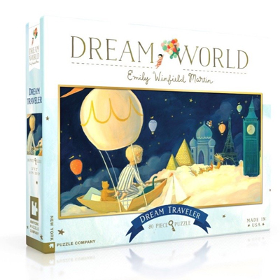 Dream World -Dream Traveler 80 piece puzzle 1